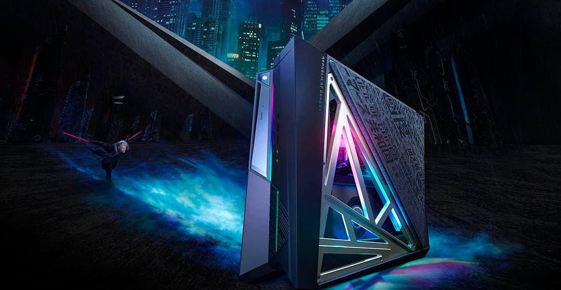 ASUS actualiza su mini PC gaming Huracan G21, pequeño pero muy potente 2