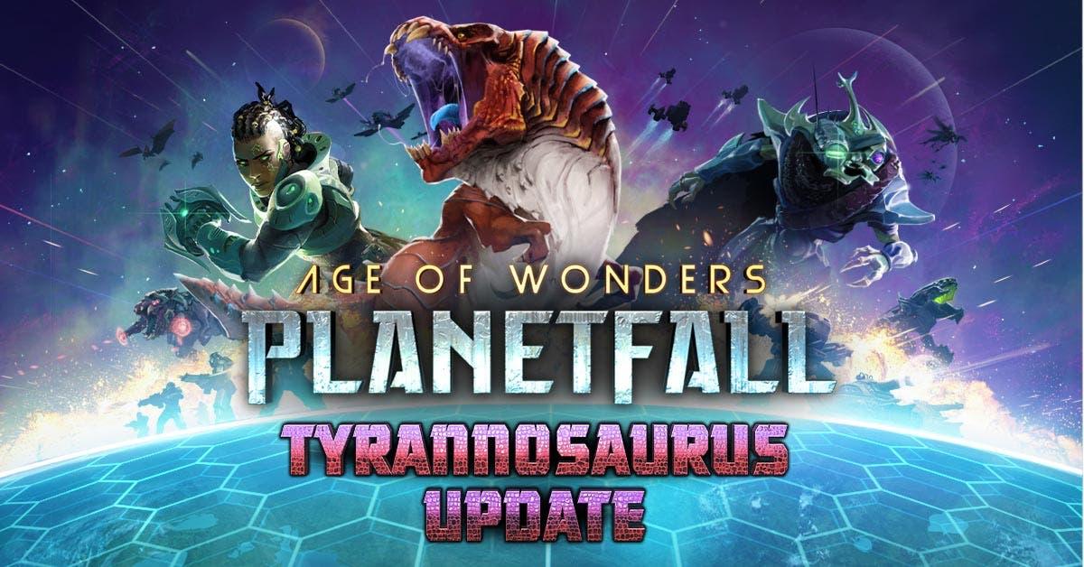 Age of Wonders: Planetfall se expande de forma gratuita 11