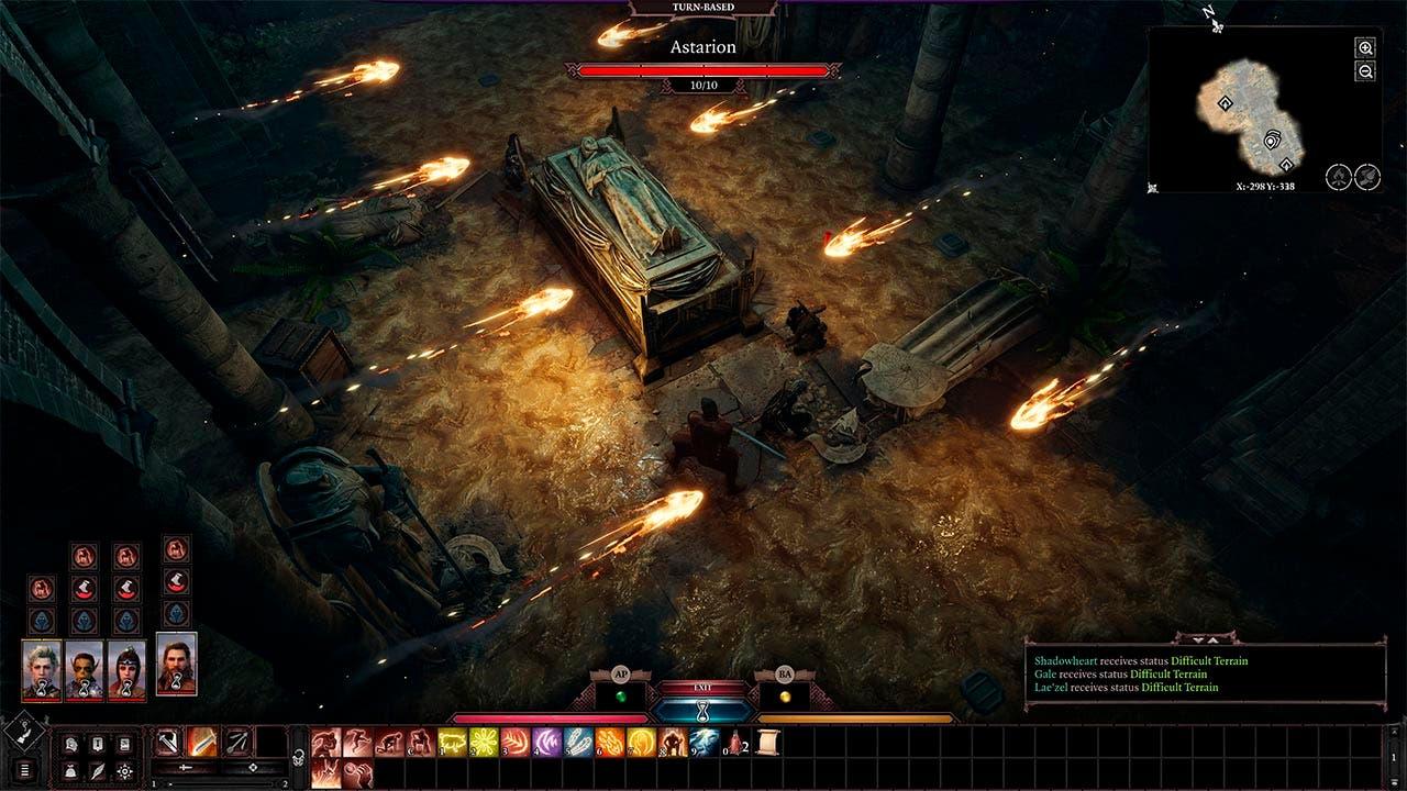 Baldur's Gate 3 no sería posible en las actuales consolas 3