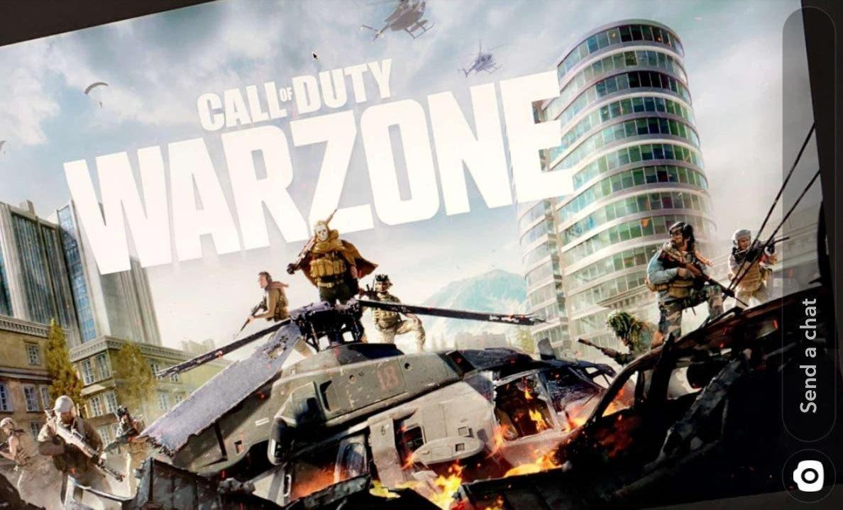 Battle Royale de Call of Duty: Modern Warfare