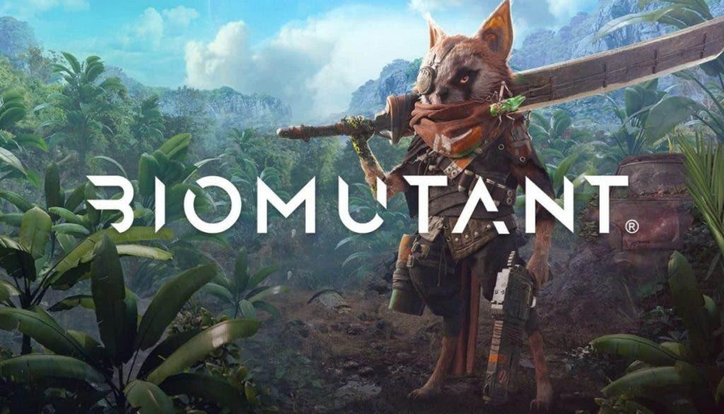 Rendimiento de Biomutant en Xbox Series X y PS5