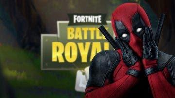 Cómo completar los desafíos semanales de Deadpool en Fortnite - Semana 1 12