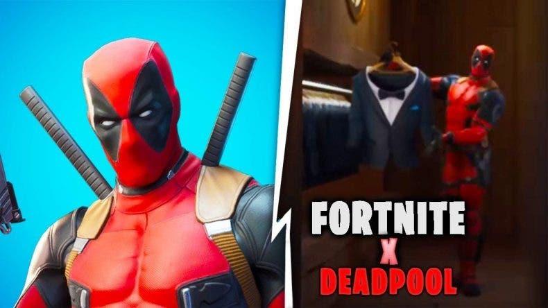 Conocemos todas las novedades de la Temporada 2 de Fortnite Capítulo 2 donde se incluye al superhéroe Deadpool 1