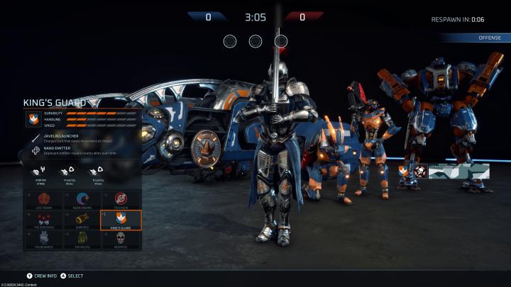 Disintegration: Primeras impresiones del multijugador 1