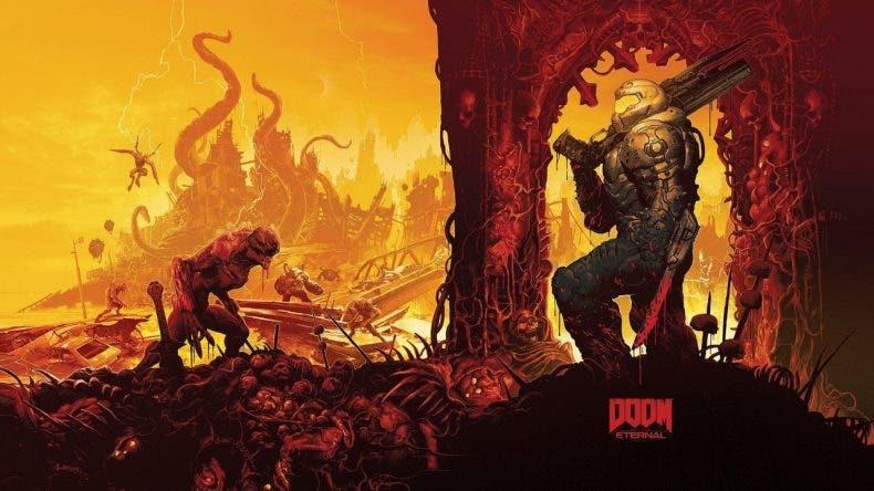 DOOM Eternal ya está disponible en Xbox One