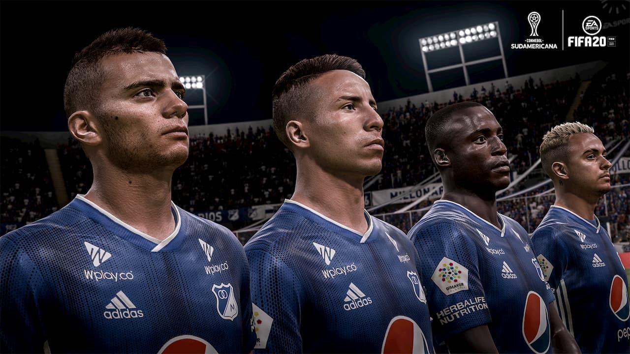 Por primera vez tendremos la copa CONMEBOL Libertadores en FIFA 20 13