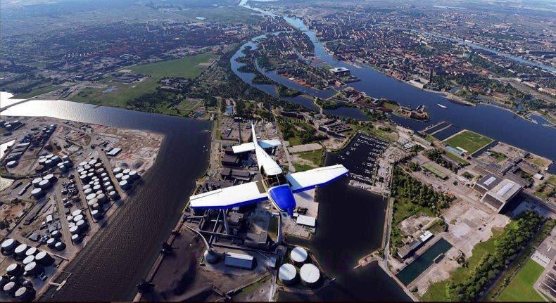 Nuevas imágenes de Microsoft Flight Simulator exponen gráficos de nueva generación 1