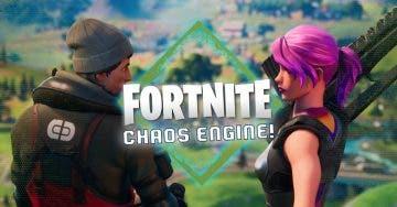El motor Unreal Engine Chaos Physics llega a Fortnite con la actualización 11.50