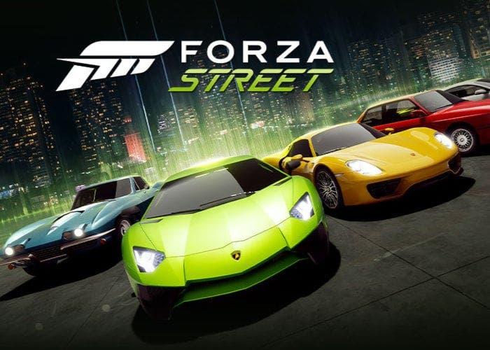 Forza Street llega a dispositivos Samsung tras el acuerdo con Microsoft 1