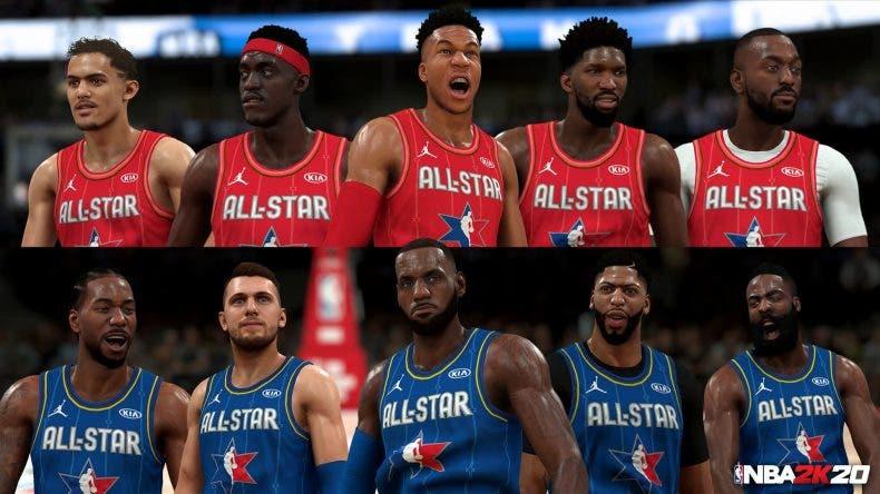 Juega gratis al NBA All-Star Weekend 2020 en NBA 2K20 1