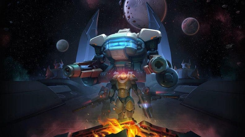 El free-to-play Galaxy Control: Arena confirma soporte a Xbox Play Anywhere 1
