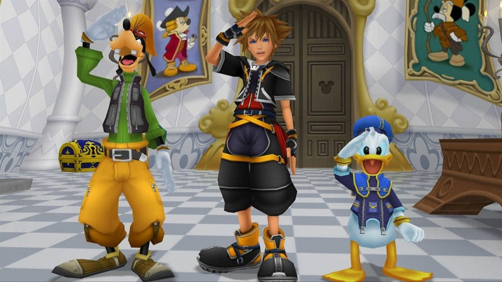 Análisis de Kingdom Hearts - HD 1.5+2.5 ReMIX - Xbox One 3