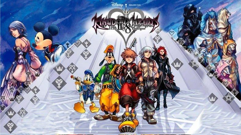 Kingdom Hearts 2.8 aparece en la Microsoft Store con fecha de lanzamiento y resolución 4K en Xbox One X