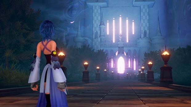 Analizan el rendimiento de Kingdom Hearts 0.2 en Xbox One y Xbox One X 1