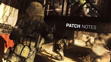 Estas son las notas de los dos parches de Call of Duty Modern Warfare