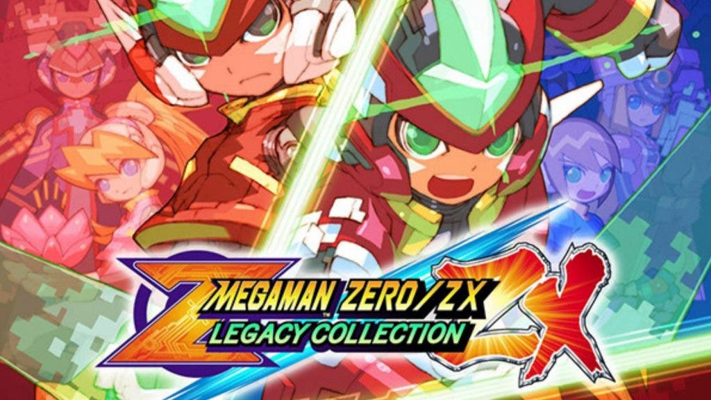 Mega Man Zero/ZX Legacy Collection ya está disponible en Xbox One 2