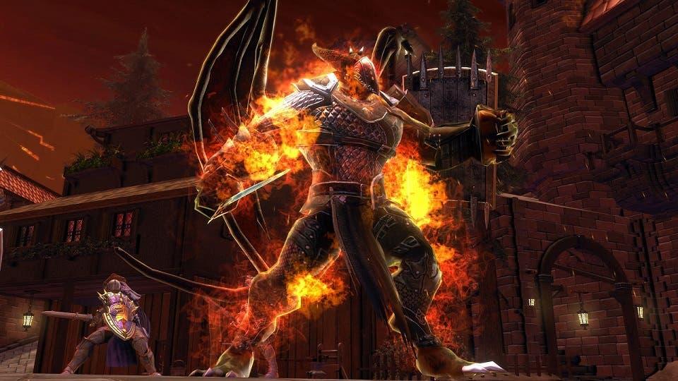 Neverwinter Infernal Descent ya está disponible para Xbox One