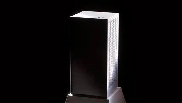 Aunque se parezca a una Xbox Series X, se trata de una caja para montarte un PC 3