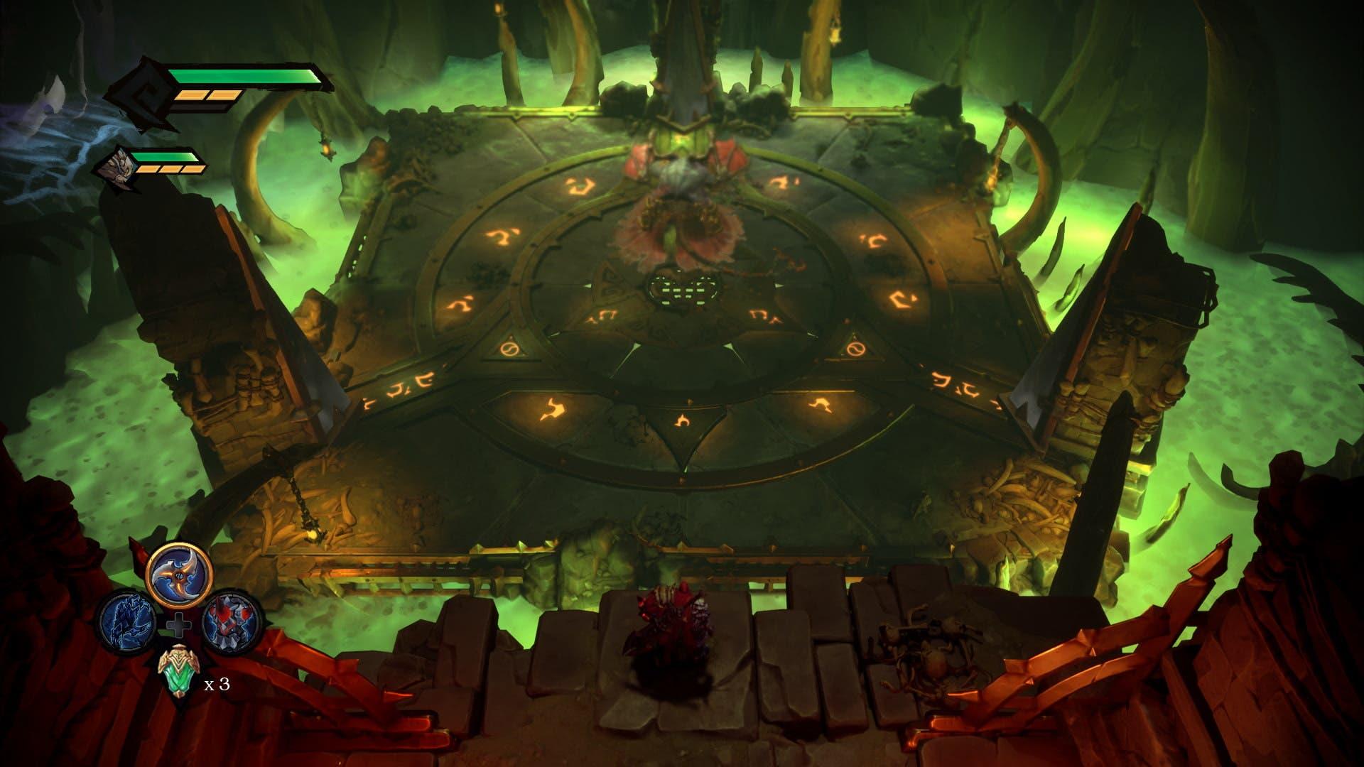 Análisis de Darksiders Genesis - Xbox One 2