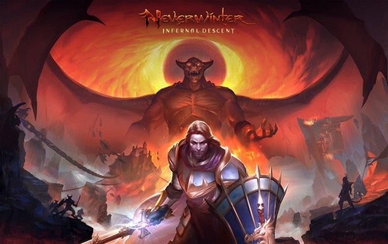 Neverwinter Infernal Descent ya está disponible para Xbox One 1
