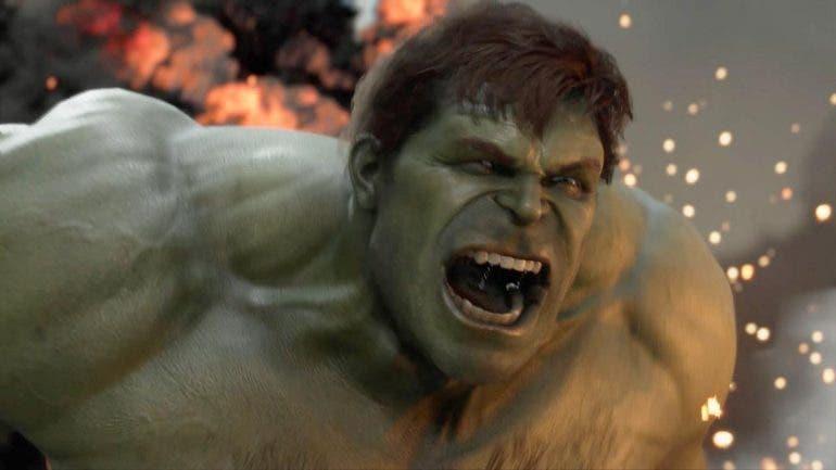 Nuevo tráiler de Marvel's Avengers protagonizado por Hulk