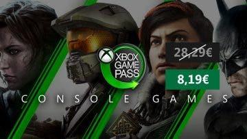 Consigue tres meses de Xbox Game Pass para Xbox One a un gran precio 4