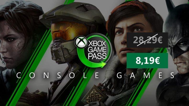 Consigue tres meses de Xbox Game Pass para Xbox One a un gran precio 1