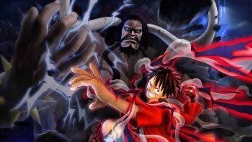 Disponible la reserva de One Piece: Pirate Warriors 4 en Xbox One para sus dos ediciones 12