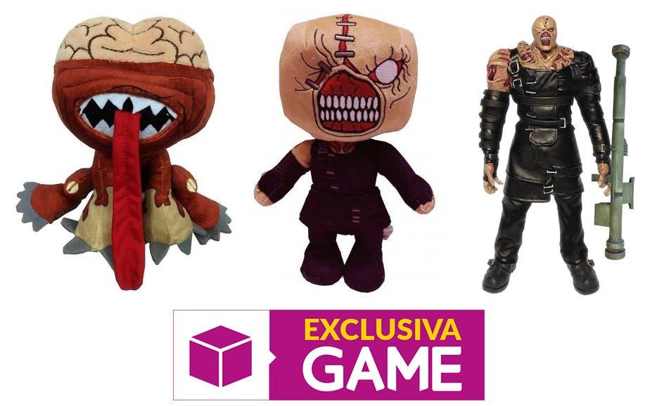GAME anuncia el merchandising oficial de Resident Evil 3 Remake