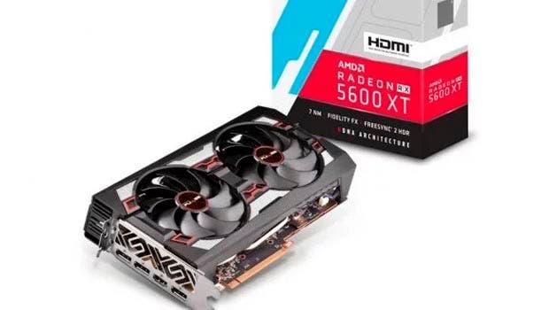 La Radeon RX 5600XT muestra su potencial contra la competencia en un nuevo vídeo comparativo 7