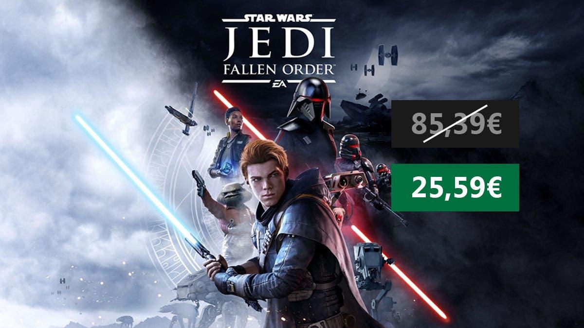 Consigue Star Wars Jedi: Fallen Order para Xbox One a un precio increíble 6