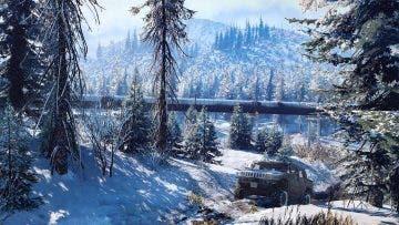 SnowRunner nos invita a conquistar la salvaje naturaleza 8