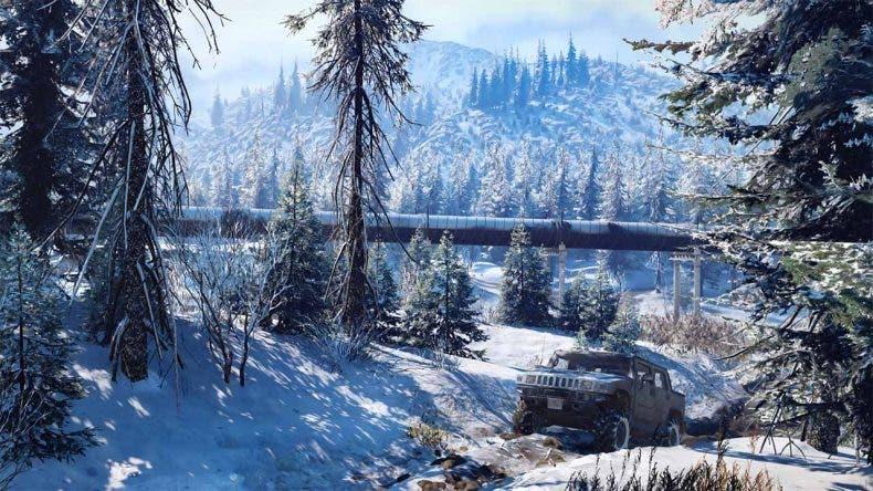 SnowRunner nos invita a conquistar la salvaje naturaleza 1