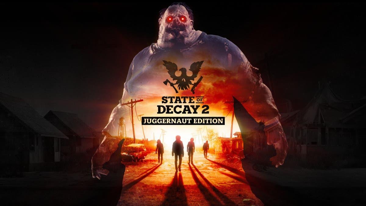 State of Decay 2 recibe nuevas mejoras para Xbox Series X|S 4