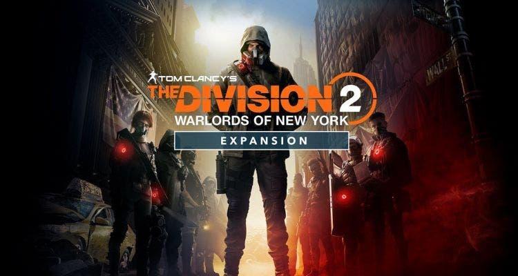 Una filtración expone la próxima expansión de The Division 2 que se iba a presentar mañana 1
