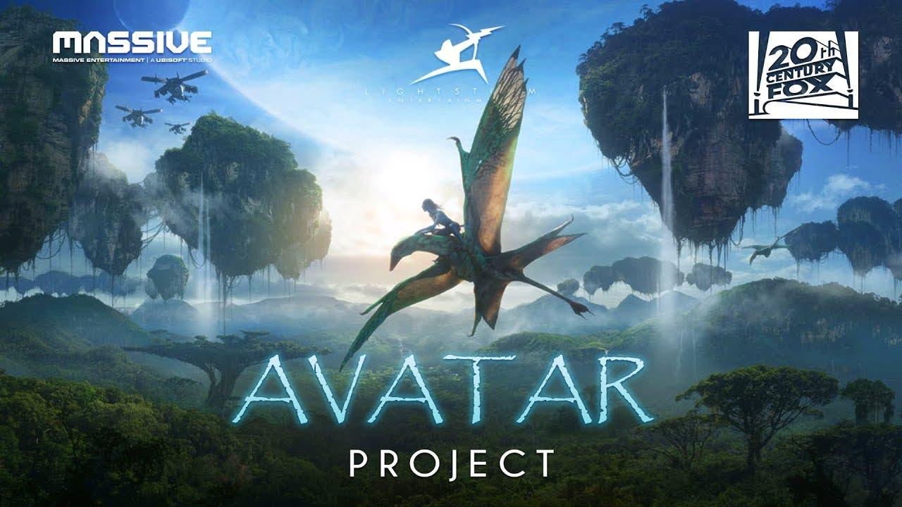 Ubisoft Massive continúa con el desarrollo del nuevo juego de Avatar