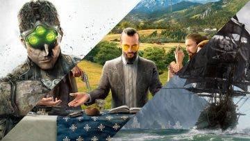 Ubisoft publicará hasta 5 juegos AAA durante este 2020 y el próximo año fiscal