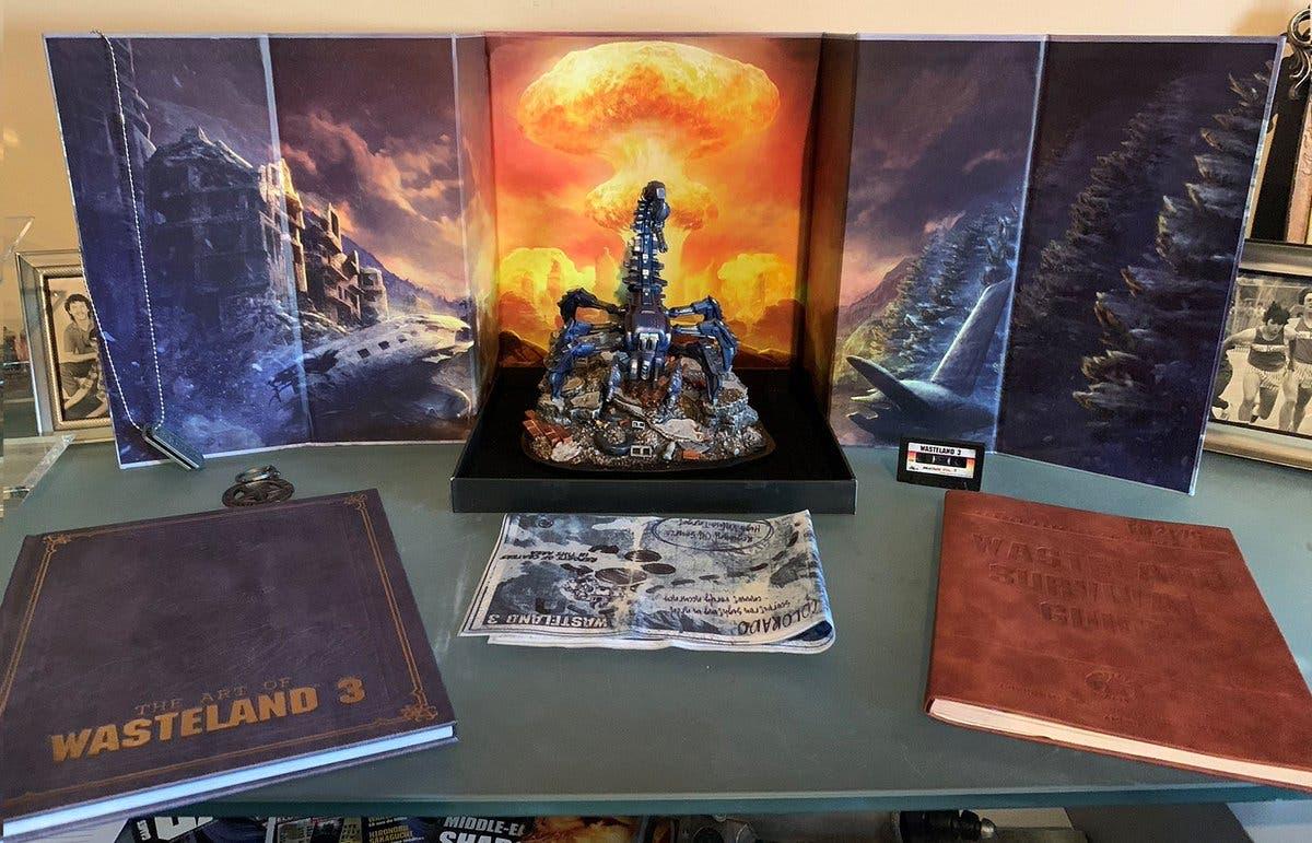 InXile presenta la edición coleccionista de Wasteland 3 2