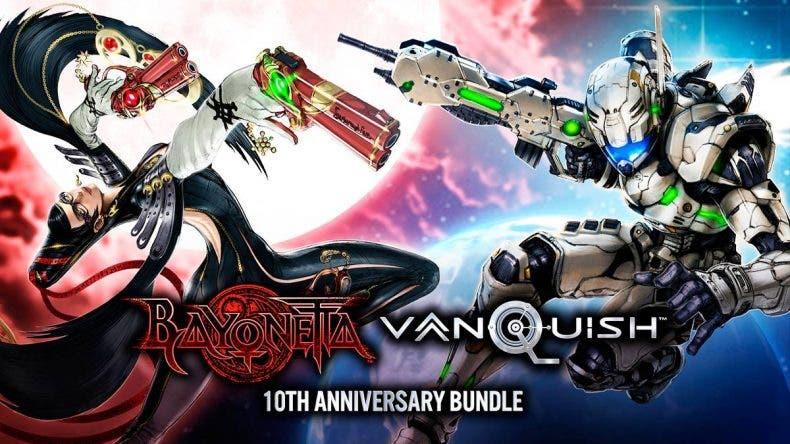 Ya está disponible Bayonetta & Vanquish 10th Anniversary Bundle en Xbox One