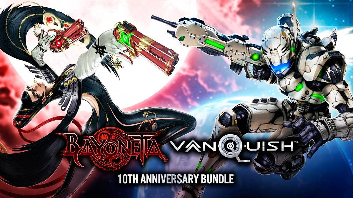 Ya está disponible Bayonetta & Vanquish 10th Anniversary Bundle en Xbox One