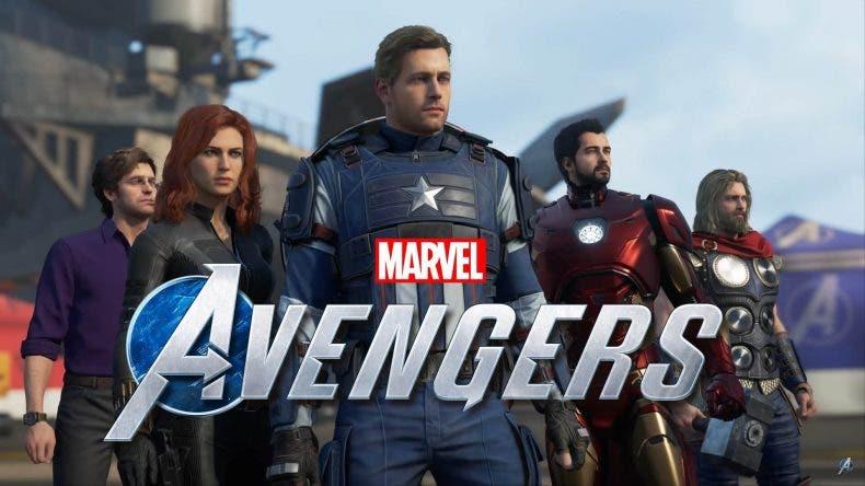 La Deluxe Edition de Marvel's Avengers acaba de aparecer en la Microsoft Store con nueva fecha de lanzamiento
