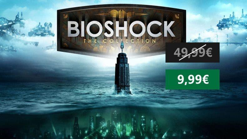 Consigue BioShock: The Collection para Xbox One a un precio increíble 1