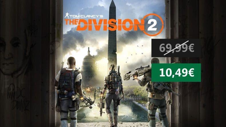 Suculenta oferta por The Division 2 para Xbox One 1