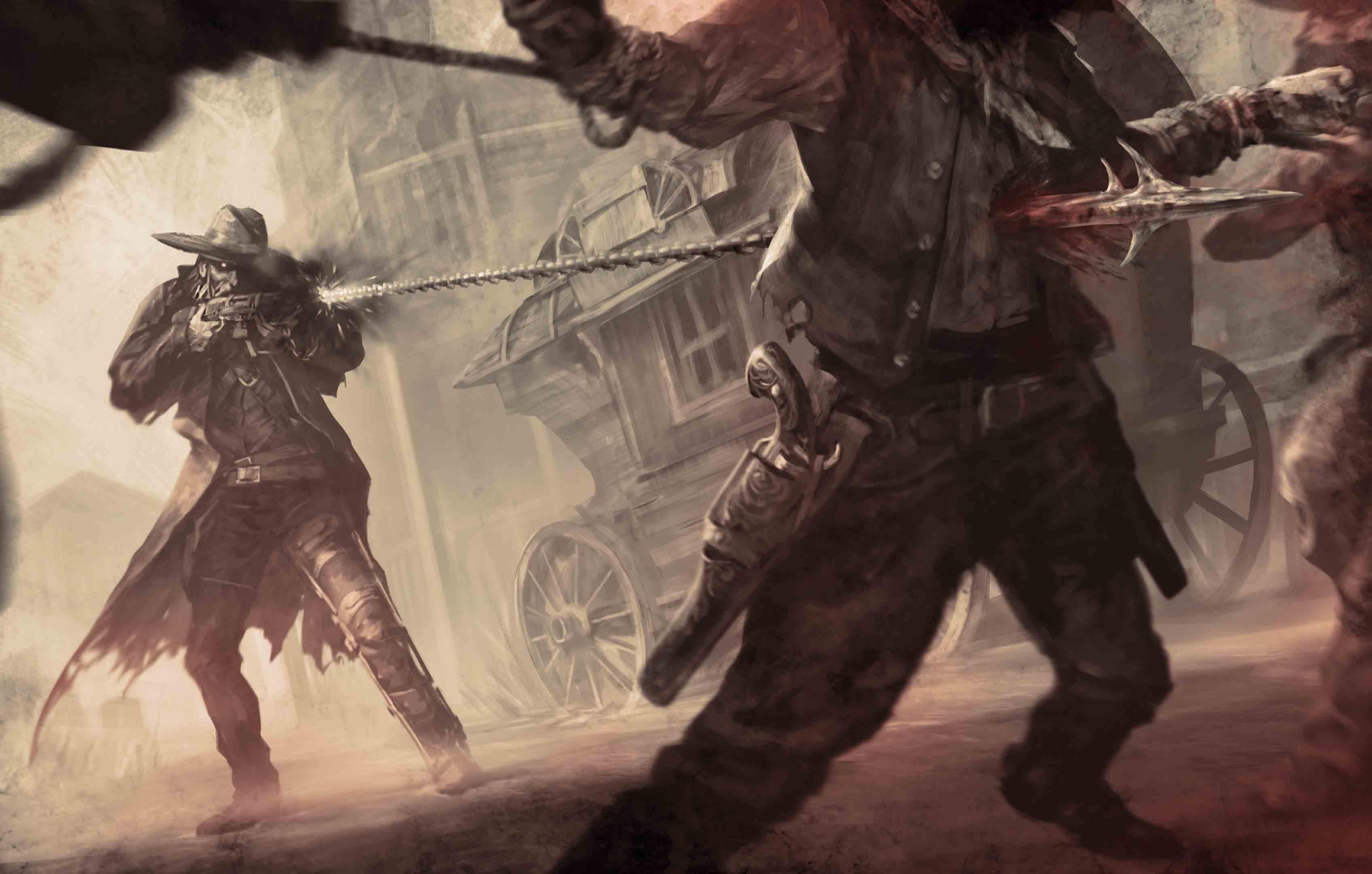 El nuevo asesino de Dead by Daylight es un cowboy zombi: conoce todos sus poderes 4
