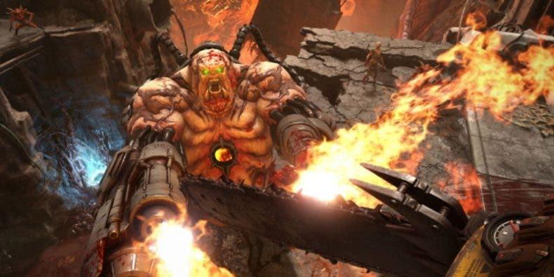 Doom Eternal correrá a 60 fps incluso en la Xbox One original 1