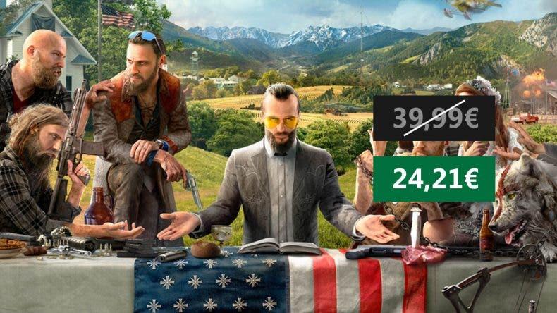 Aprovecha esta oferta por Far Cry 4 + Far Cry 5 para Xbox One 1
