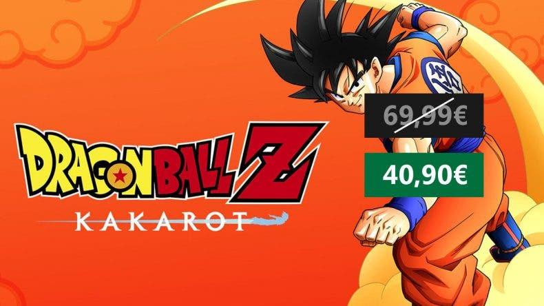 Suculenta oferta por Dragon Ball Z Kakarot para Xbox One 1