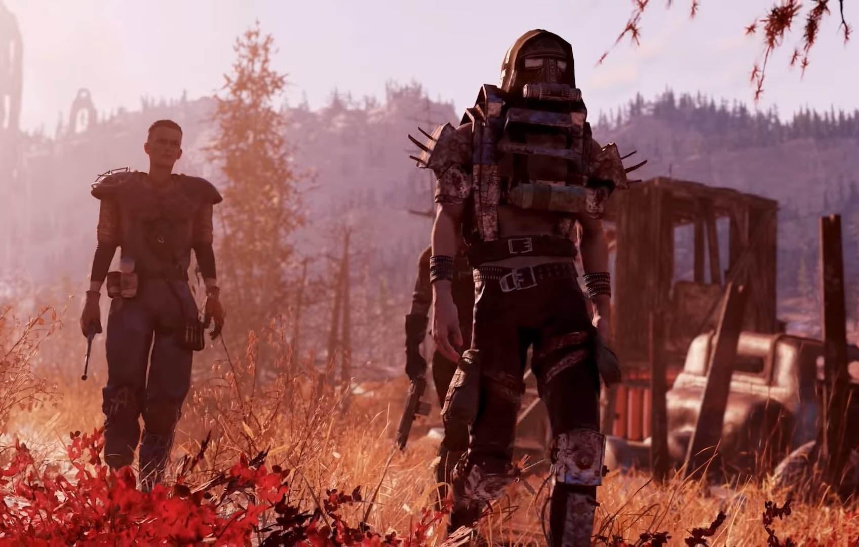 Llega una nueva actualización a Fallout 76 con notables mejoras 1