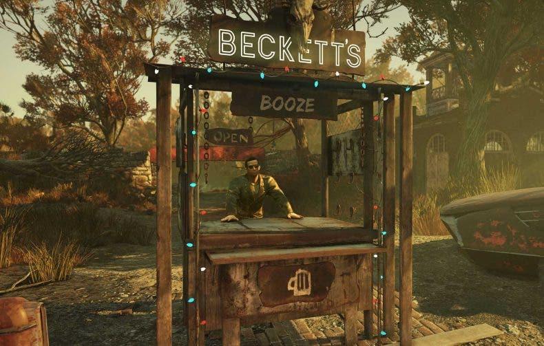 Fallout 76: Wastelanders podría incorporar romances 1