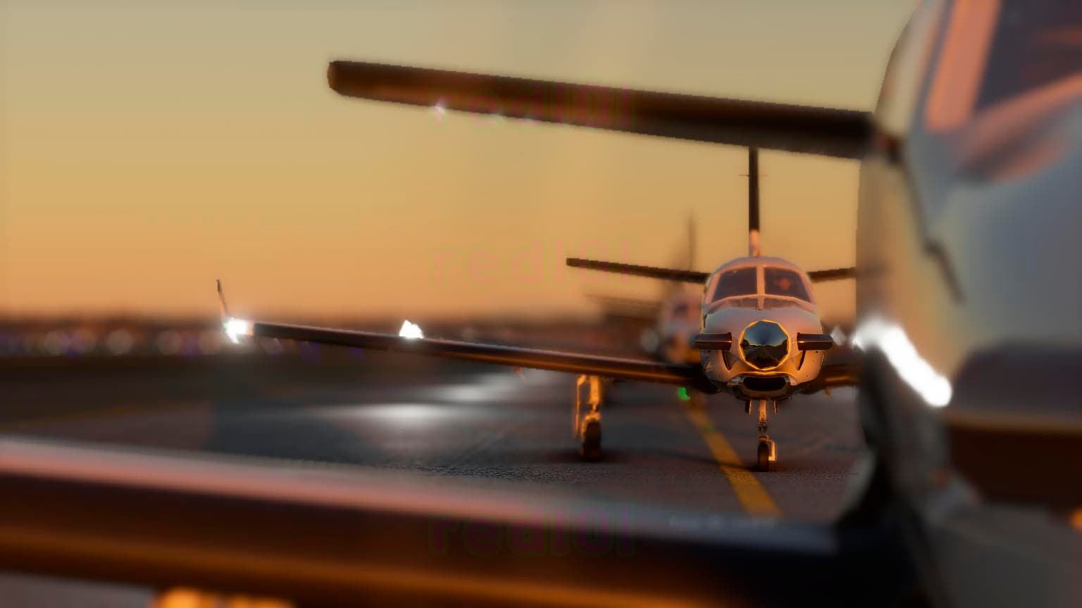 Microsoft Flight Simulator descubre nuevas imágenes compartidas por la comunidad 7